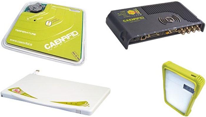 Dematic RFID Application