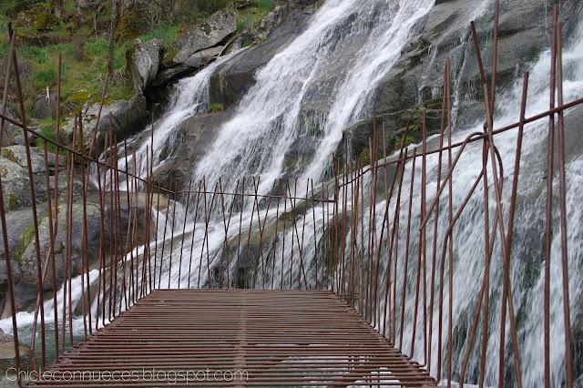 Valle del Jerte Cascadas