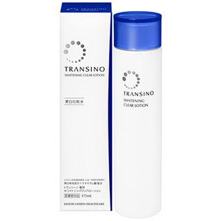 Transino whitening cho làn da phái đẹp thêm tươi trẻ