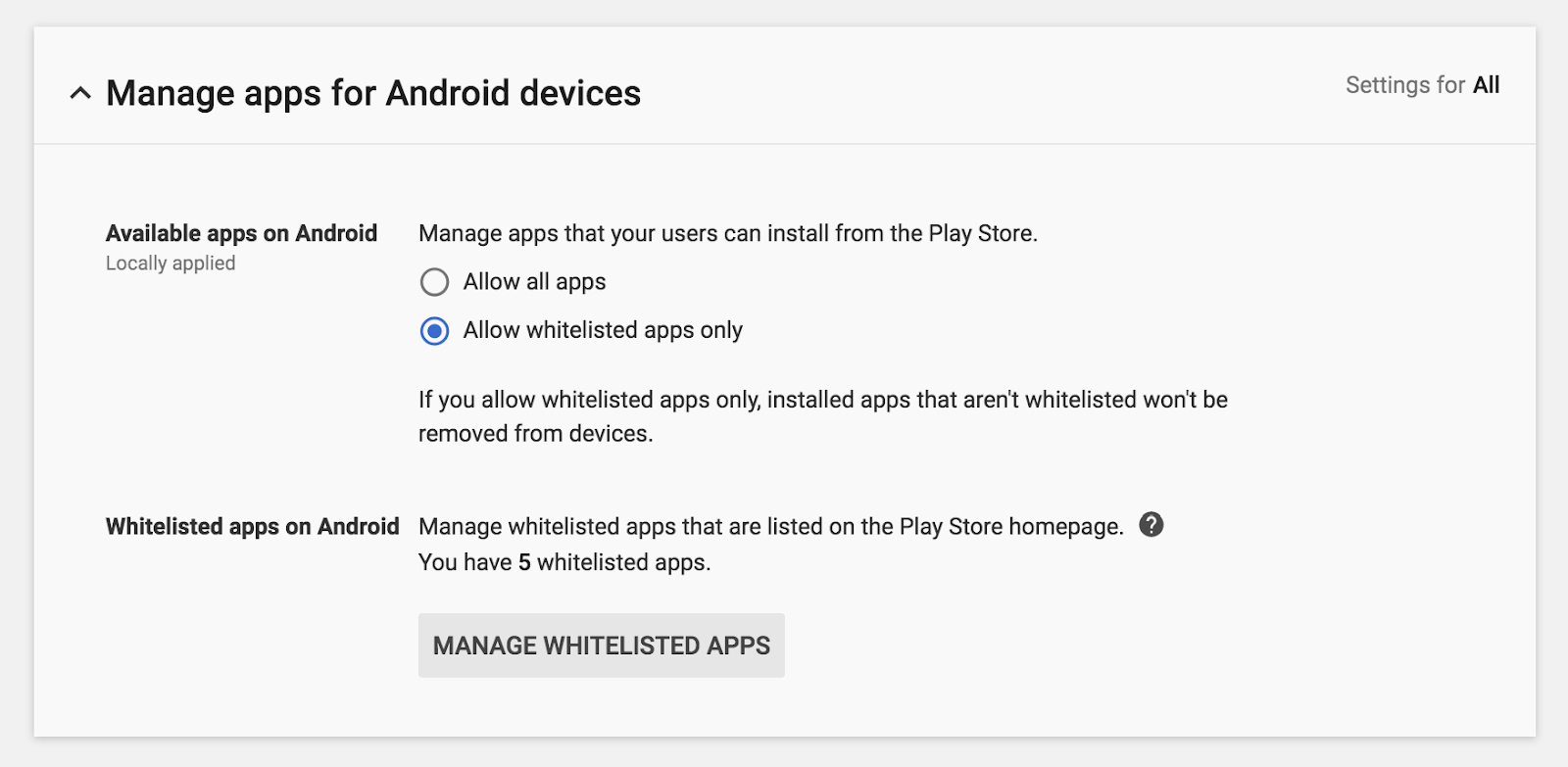 G Suite Updates Blog Allow Users To Install Any App On Their