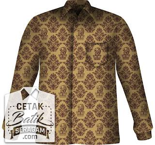 batik custom jakarta