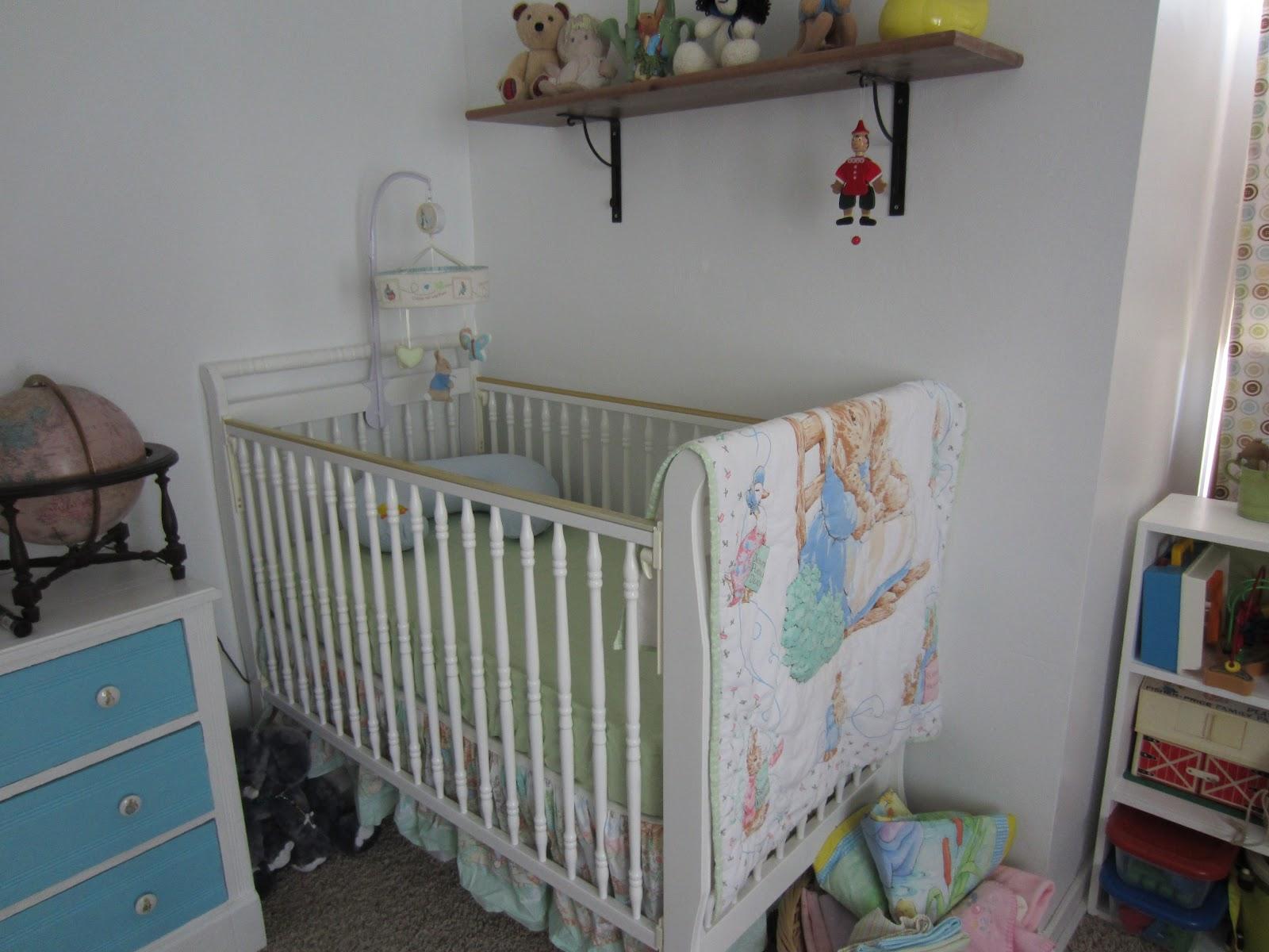 Splendor In The Home Making Room For Baby
