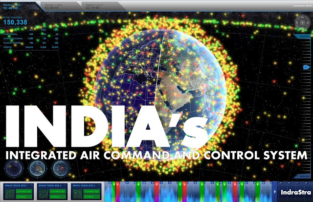 ANALYSIS | India's Integrated Air Command & Control System (IACCS) : A NCW Milestone