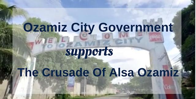 Alsa Ozamiz, Ozamiz City