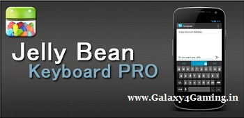 Jelly Bean Keyboard PRO v1.9.8.1 APK