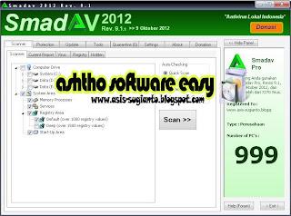 Smadav Terbaru 2012 Revisi 9.1.1