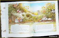 Brambly Hedge the river bank