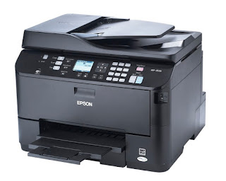 Epson WorkForce Pro WP-4535 DWF Treiber Drucker Download