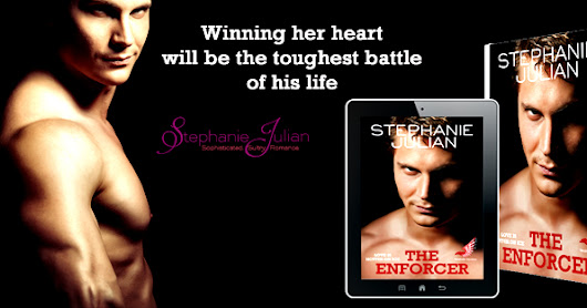 THE ENFORCER releases today!