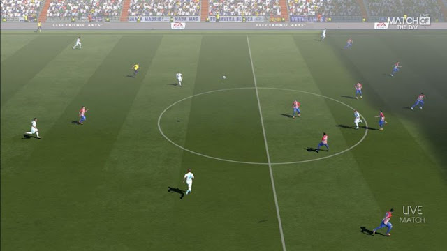 Realistic Fog All Stadiums PES 2017