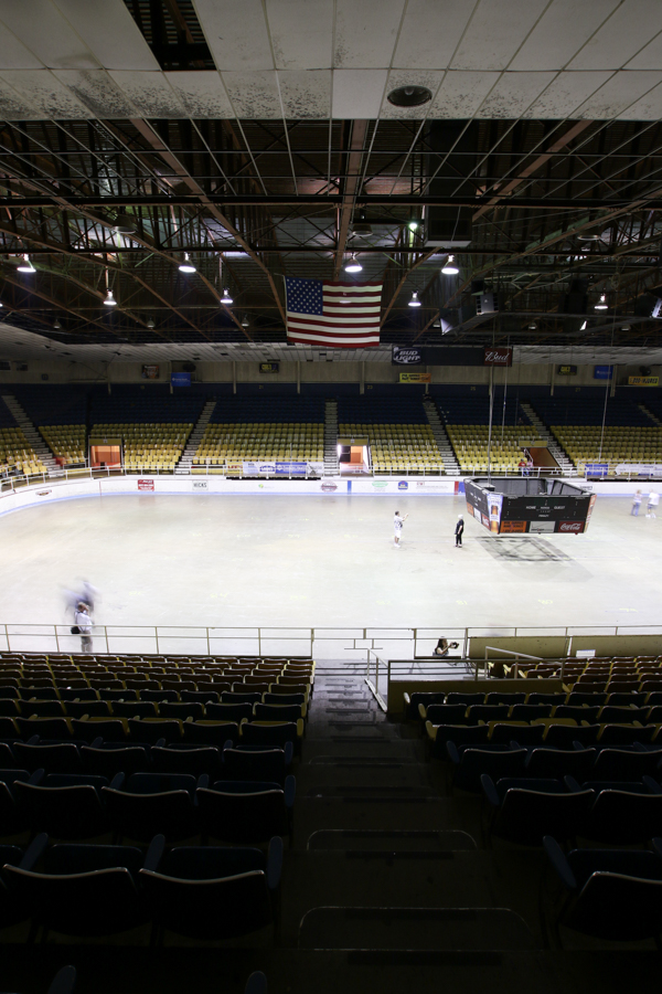 What Is The Best Military Branch >> Queen City Discovery: Hara Arena