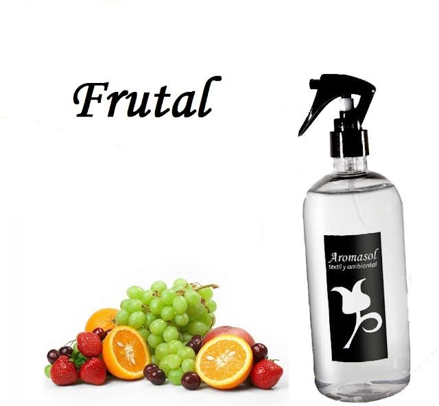 Perfume para la ropa Frutal