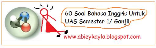 60 Soal UAS IPA Kelas 1 SD Semester 1 Ganjil Dilengkapi Kunci Jawaban