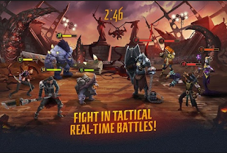 Download  Infernals Heroes of Hellt V0.10.2 MOD Apk ( Lost of Money )