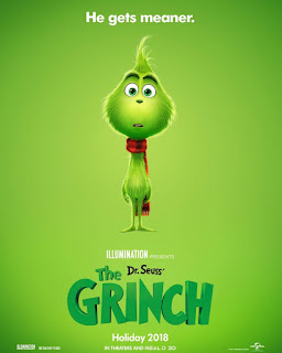 The Grinch - Poster & Trailer