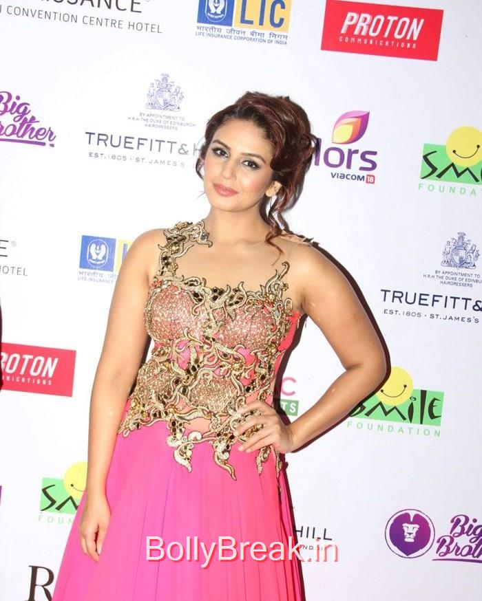 Ramp For Champs, Hot HD Images of Huma Qureshi At Ramp For Champs 2015