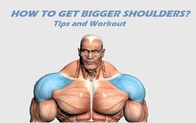 Shoulder Workout for Mass