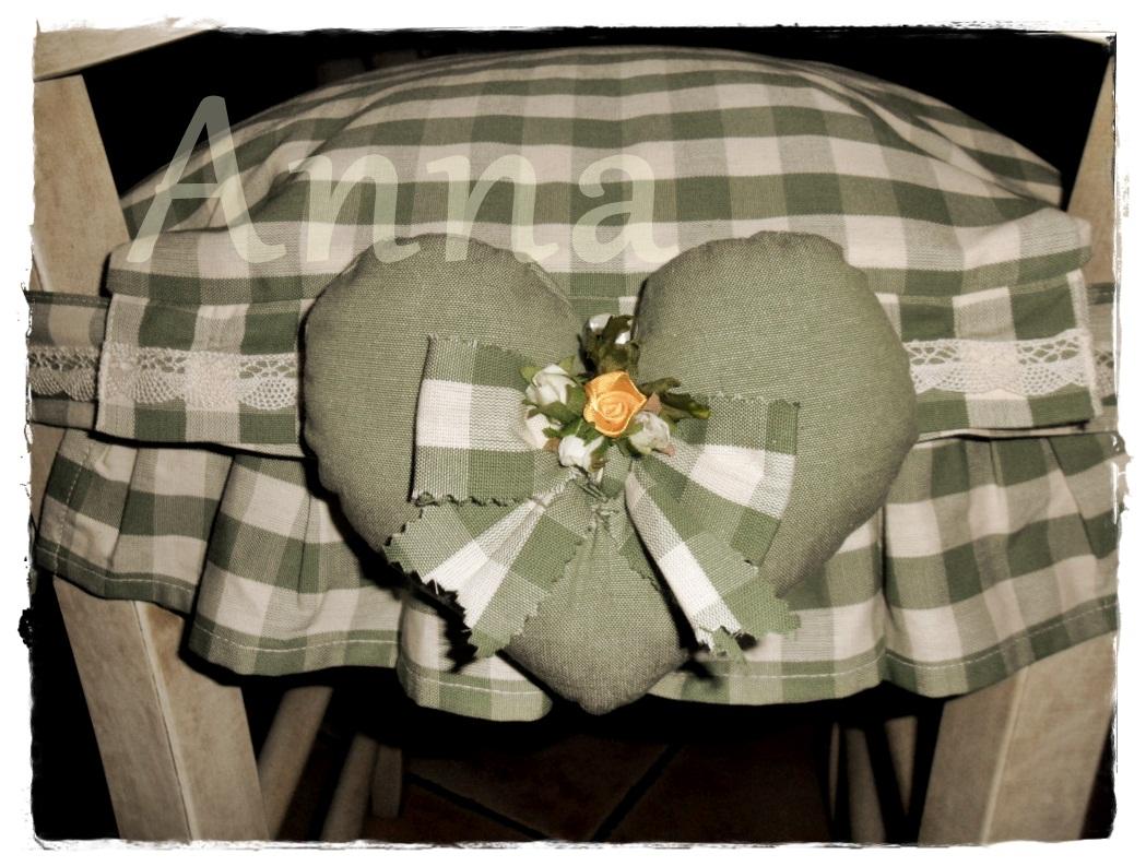 Lecosemeravigliose shabby e country chic passions cuscini for Cuscini per sedie shabby chic