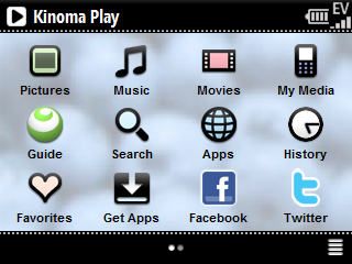 kinoma freeplayer