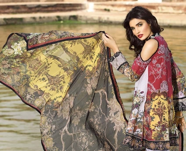 Rani Emaan Lawn Collection 201