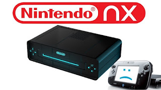 Marketing reklám Nintendo NX