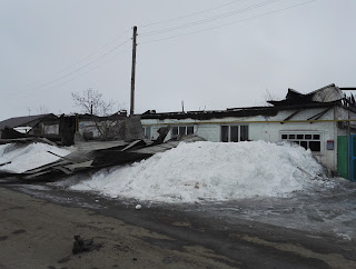 Пожар  с. Курьи, ул.Путилова