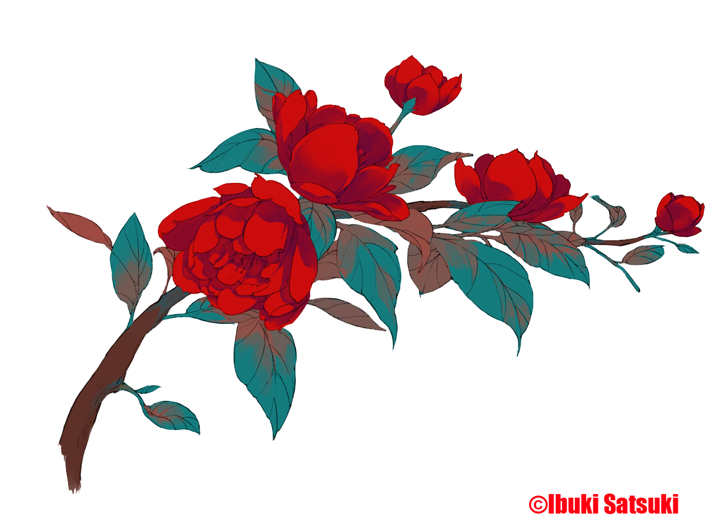 render rosas