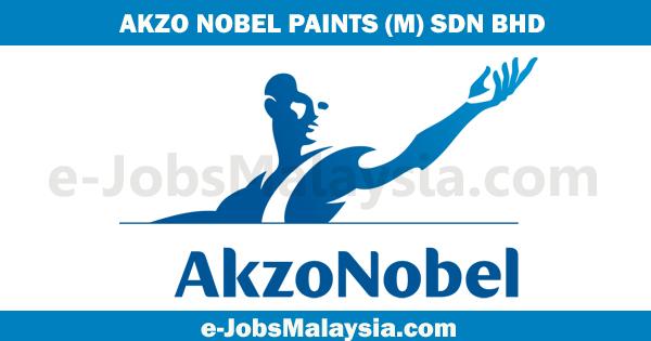 Akzo Nobel Paints (M) Sdn Bhd