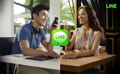 Download LINE For PC Terbaru