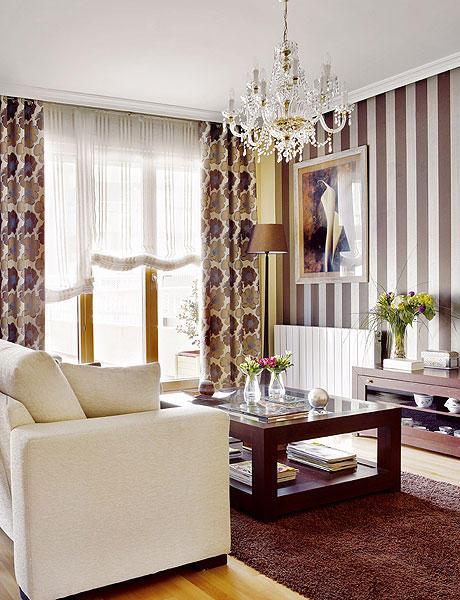 Cortinas para nuestro salon - Modelos cortinas salon ...