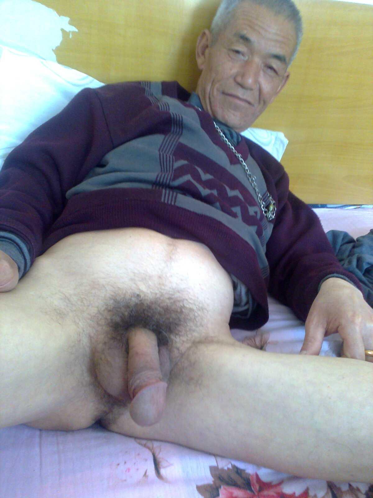 CHINESE GRANDPA GAY