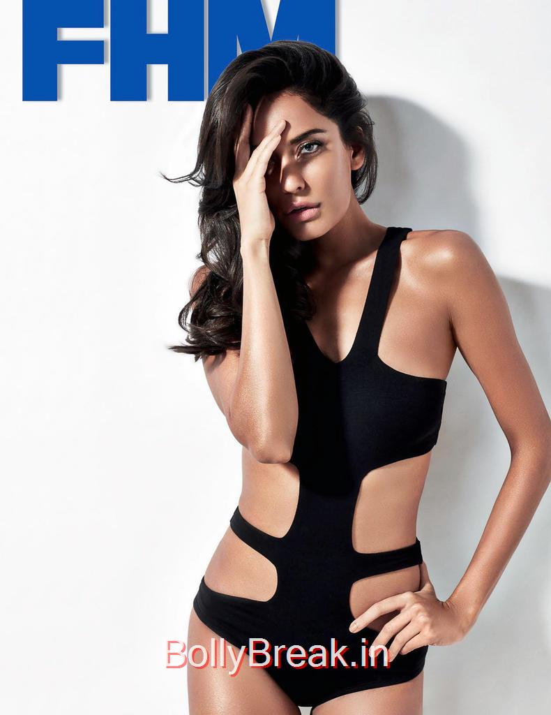 ,  Lisa Haydon Hot HD Pics From FHM May 2015 Issue