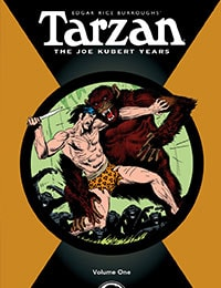 Edgar Rice Burroughs' Tarzan The Joe Kubert Years