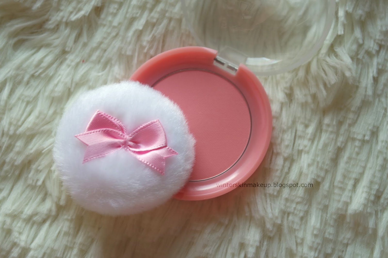 Etude House Lovely Cookie Blusher - Grapefruit Jelly