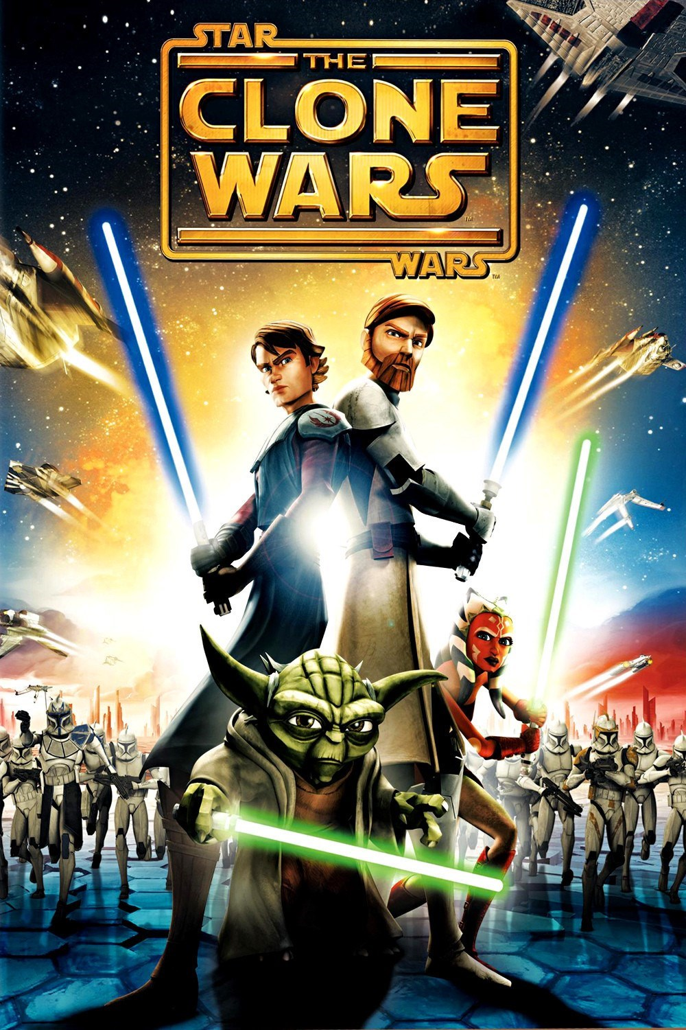 Star Wars: The Clone Wars 2008