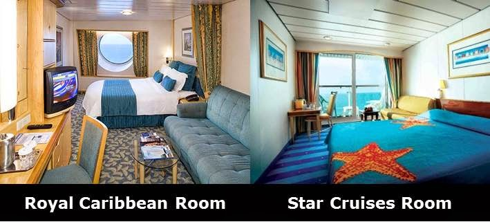 Second drop attractions royal caribbean vs star cruises for Cruise balcony vs suite