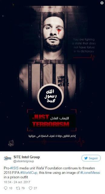 lionel messi- ISIS