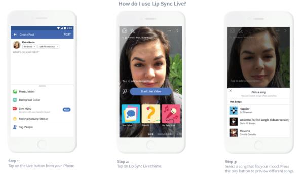 فيسبوك تطلق عدد من الميزات الجديدة