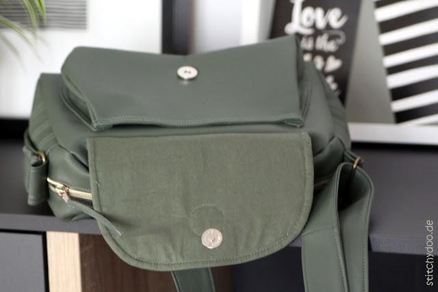 stitchydoo: Taschenspieler 4 - AlltagsHeldin