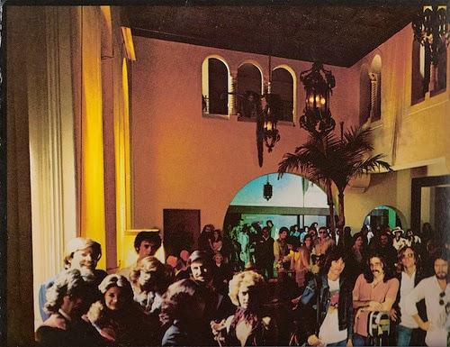 The dark side of hotel california random variables for Hotel california