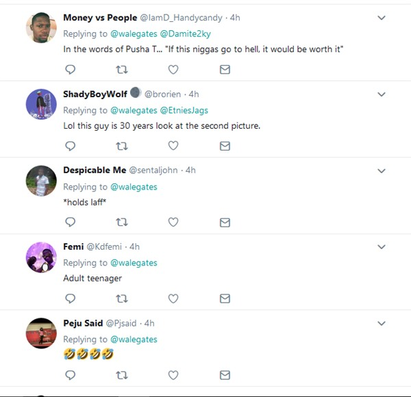 Nigerians react to Super Eagles Keeper, Francis Uzoho, who clam to be 19yrs weighing 91kg