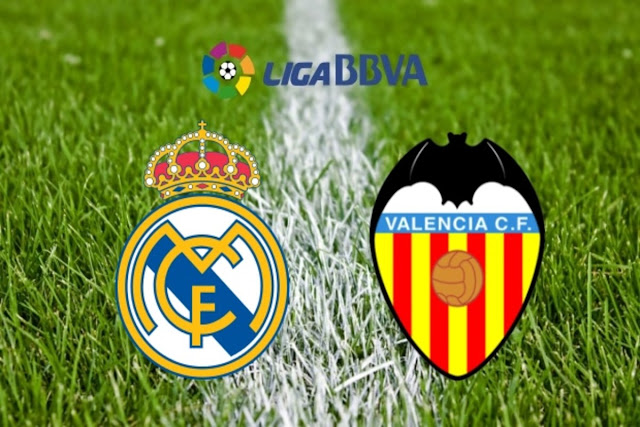 REAL MADRID VS VALENCIA HIGHLIGHTS AND FULL MATCH
