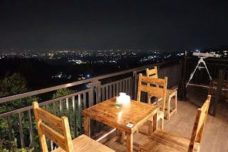 Teropong Bukit Indah Cafe