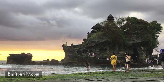 Tanah Lot Temple, The Whole Day Wanagiri Hidden Hill Bali Tour