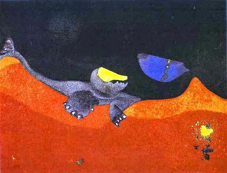Registro  para uma Escola de Monstros - O Surrealismo de Max Ernst | Alemão
