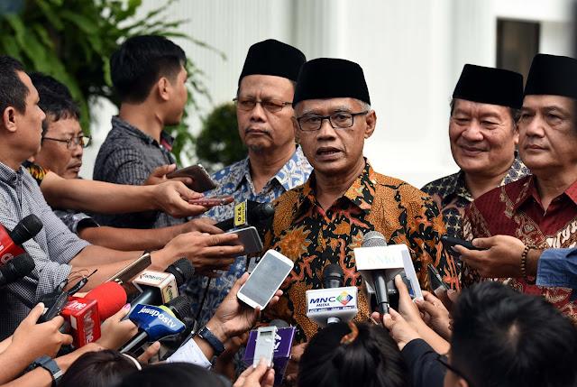 Terkait Ahok Jadi Gubernur Lagi, Kata Ketua PP Muhammadiyah Presiden Perintahkan Mendagri Minta Pandangan MA