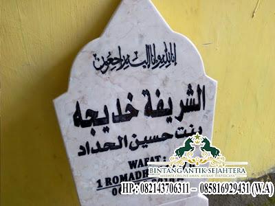 Harga Batu Nisan Kuburan