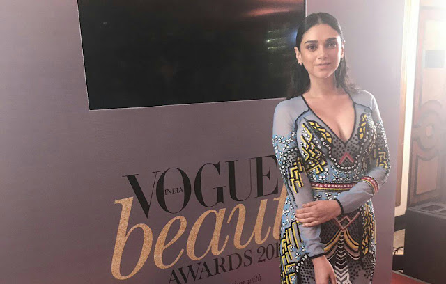 Aditi Rao Hydari at Vogue Beauty Awards 2017