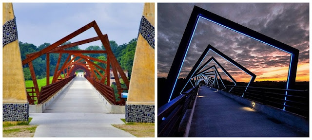 Golden Bridge Da Nang is on the list of the most impressive pedestrian bridge in the world 9