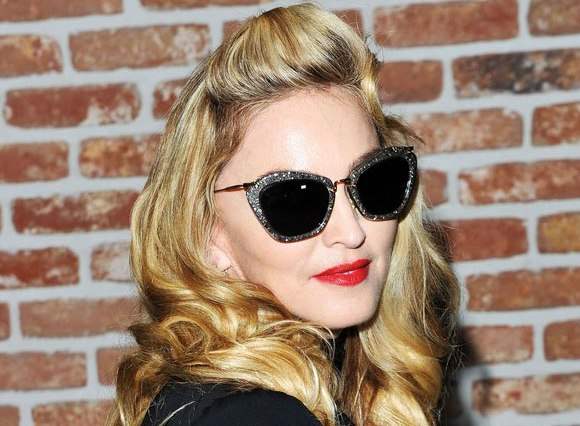 The Passion For Fashion Diy Miu Miu Glitter Sunglasses